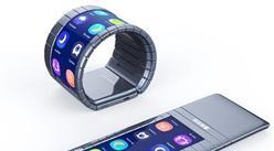 中国墨希推新手机 可卷为手镯 售价约5000元