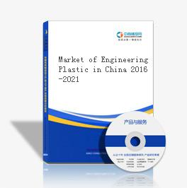 Market of Engineering Plastic in China 2016-2021