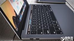 新一代MacBook Pro渲染图:OLED触控条大亮