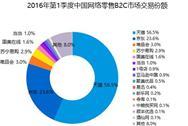 2016年第1季度中国网上零售B2C市场发展分析