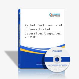 Market Performance of Chinese Listed Securities Companies in 2015