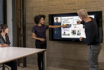 巨型平板Surface Hub需求旺 微软称产品脱销超出预期