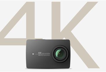 小蚁4K运动相机首发开卖:1499元/性能大提升