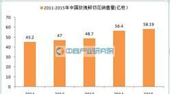 七夕情人節臨近:中國玫瑰花年銷量超過58億枝