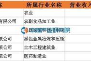 2016年中國民營企業500強出爐:江西上榜企業一覽