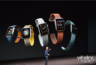 Apple Watch2将于9月9日开启预售 369美元起