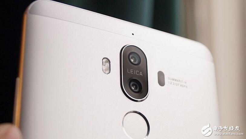 华为mate9评测:搭配世界上最快芯片 相机虚化效果很梦幻图片