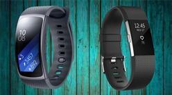 三星Gear Fit 2对比Fitbit Charge 2:哪家强?