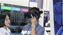 "VR""霸占""高交会1号馆 VR产业规模到底有多大?"