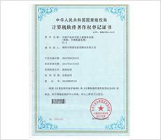 CISource中商情報通軟件著作權