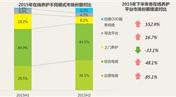 2015年中国汽车后市场自营型养护电商行业分析