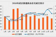 2016年12月武汉各片区房价排名:主城区均价明显回落