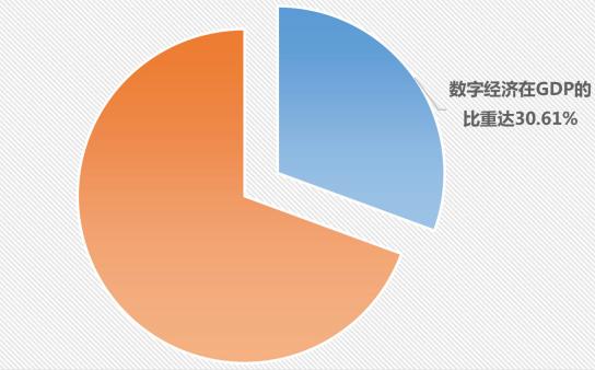 """2017中国""""互联网 """"数字经济指数报告"""