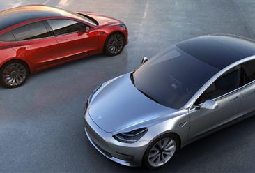 一张图告诉你50万辆特斯拉Model 3意味着什么!