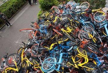 共享单车新政出台 多个城市叫停新车投放 圈地时代或终结