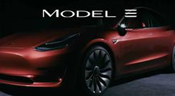 一張圖看懂特斯拉Model 3競爭車型對比