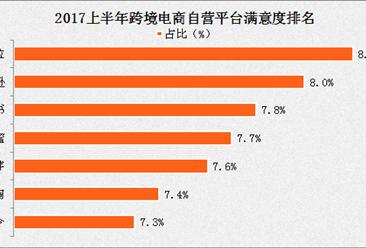 2017上半年中国跨境电商用户行为分析