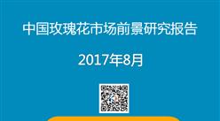 2017年中国玫瑰花市场前景研究报告(简版)