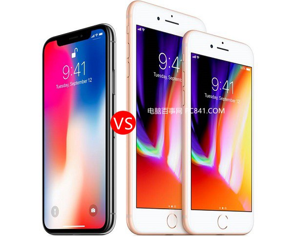 iPhone X和iPhone 8 Plus哪个好?iPhoneX和8 Plus区别对比
