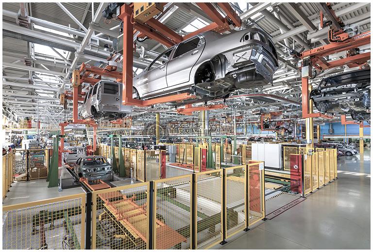 广汽合作腾讯布局智能汽车 2020年无人驾驶汽车市场占有率将达50%