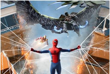 全球超级英雄电影票房排行榜:《复仇者联盟》夺冠   《蜘蛛侠:英雄归来》跻身前十