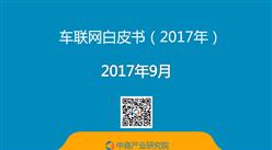 車聯網白皮書(2017年)發布(附全文)