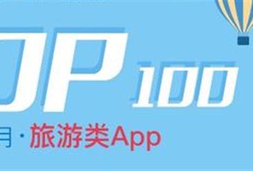 最新旅游类App TOP100榜单:国庆中秋8天长假在即 你会选择哪款APP出游?