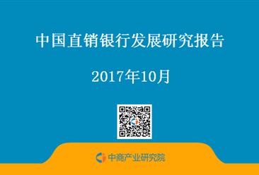 2017年中国直销银行发展研究报告(附全文)
