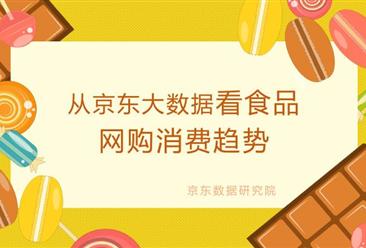 数据揭秘:京东食品网购及消费趋势