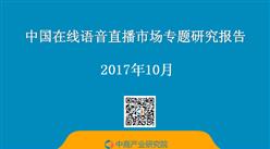 2017年中國在線語音直播市場專題研究報告(附全文)
