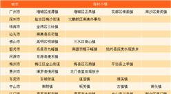 2017年广东省首批38个森林小镇名单:深圳2个小镇入选(附完整名单)