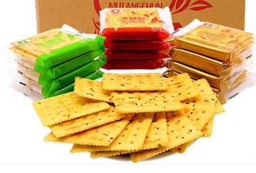 饼干行业产业链及十大饼干品牌企业分析:十大品牌饼干 你吃过哪几种?(附产业链图)