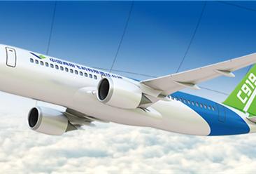 国产大飞机C919第三次试飞 C919客机产业链/订单情况分析一览(附研发时间表)
