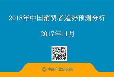 2018年中国消费者趋势预测分析(全文)