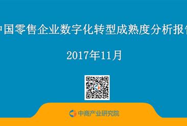 中国零售企业数字化转型成熟度分析报告(附全文)