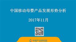 2017年中国移动母婴产品发展形势分析(全文)
