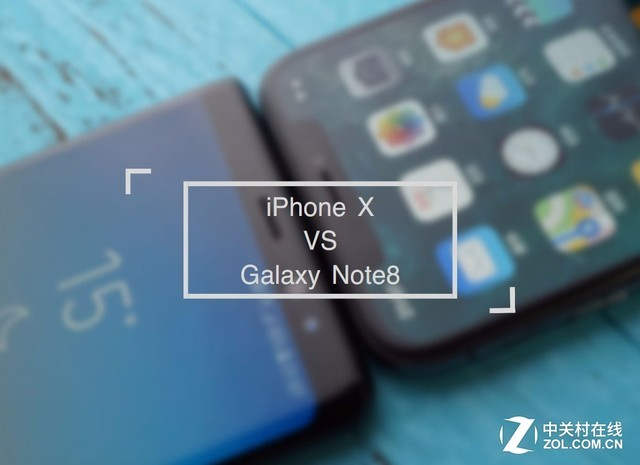 机皇争锋 iPhone X/Note8胜负只差一局