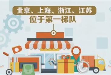 《中国居民消费升级指数报告》出炉: 北上浙苏领跑全国