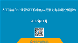 人工智能在企业管理工作中的应用潜力与前景分析报告(全文)