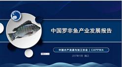 《中國羅非魚產業發展報告》發布    10年后或成全球第一大水產養殖品種(附全文)
