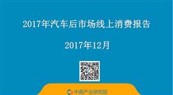 2017年汽车后市场线上消费报告(附全文)