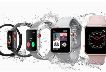 腾讯新款智能手表亮相 智能手表产业链及企业分析(图)