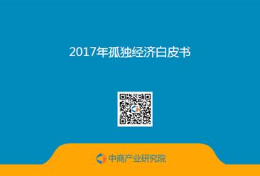 2017年孤独经济白皮书(全文)