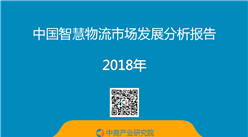 2018年中国智慧物流市场发展趋势分析报告(全文)
