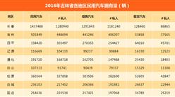 吉林省汽车拥有情况分析:私人汽车拥有量317.6万辆 长春市排名第一(附图表)