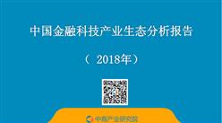2018年中国金融科技产业生态分析报告