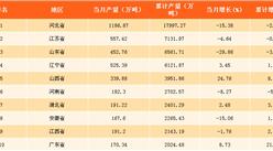 2017年中国各省生铁产量分析:河北生铁产量第一(附榜单)