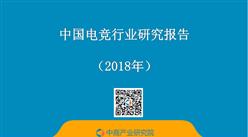 2018年中国电竞行业研究报告(附全文)