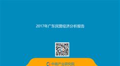 2017年廣東民營經濟數據分析報告(全文)