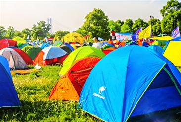 2017中国露营地产业迎来发展黄金期  全国共1273个露营地(附政策一览)